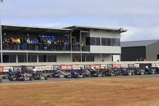 ULTIMATE CLUB RACER TO BE DECIDED AT THE BEND