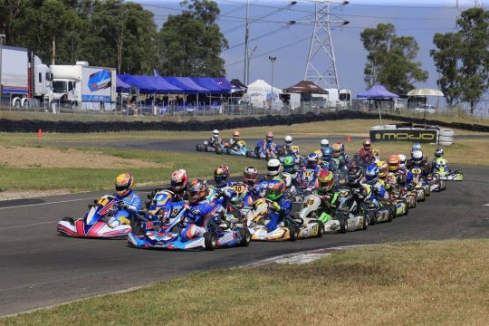 SUPER 6 ADDS SPICE TO ROTAX PRO TOUR IN SYDNEY