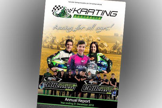 Australian Karting Association Ltd 2018 Annual Report Released