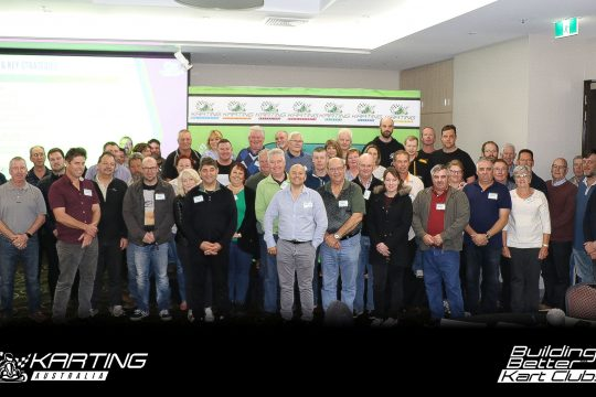 BUILDING BETTER KART CLUBS CONFERENCE II – AN OVERWHELMING SUCCESS