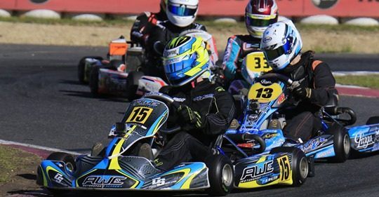 SPARCO ROTAX PRO TOUR SET TO HEAT UP WARWICK WINTER CUP