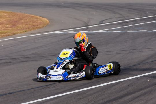 QUEENSLAND GRABS FIRST KARTING STATE OF ORIGIN AT UCR 1