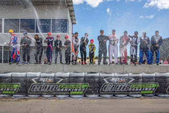ULTIMATE CLUB RACERS CROWNED AT THE BEND